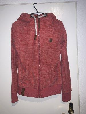 Naketano Fleece Jackets pink