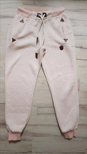 Naketano Pantalón deportivo rosa Algodón