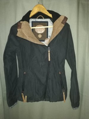 Naketano Jacke schwarz wie neu Gr.S/36