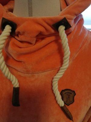 Naketano Kapuzenpullover Pullover Gr. S Apricot