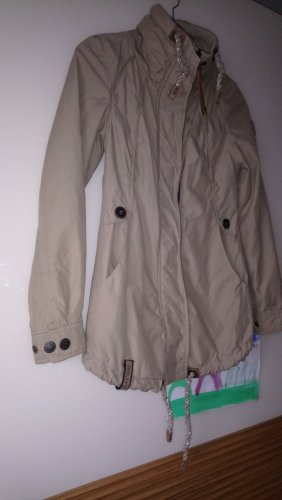 Naketano Mantel Jacke Tranchcoat