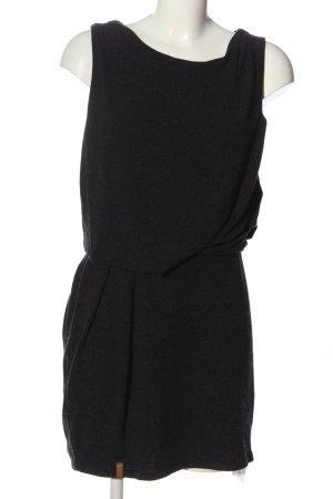 Naketano Sukienka mini czarny W stylu casual
