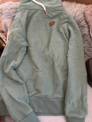 Naketano Hooded Sweater sage green