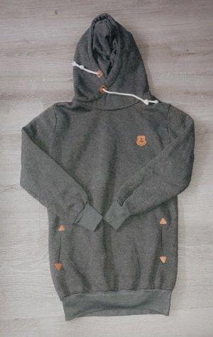 Naketano Polarowy sweter Wielokolorowy Poliester
