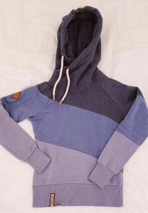 Naketano Jersey con capucha multicolor