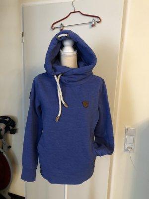 Naketano Hooded Sweater blue-dark blue