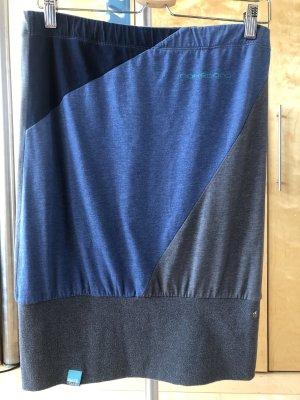 Naketano Spódnica ze stretchu Wielokolorowy