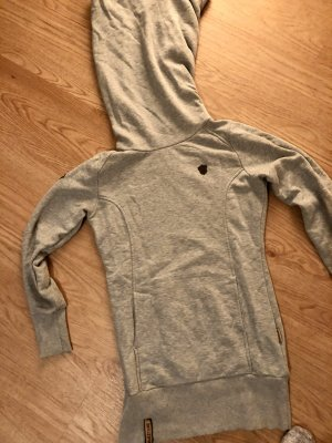 Naketano Turtleneck Sweater light grey