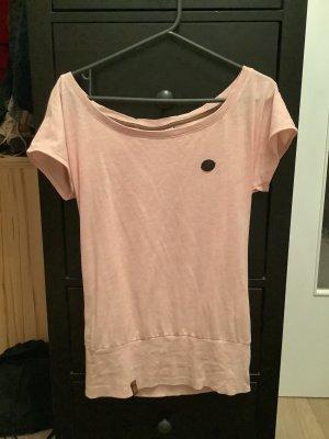 Naketano Shirt (rosa-meliert)