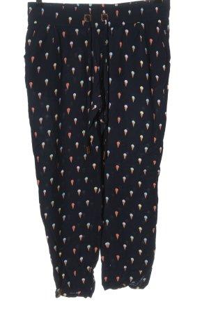 Naketano Spodnie materiałowe Na całej powierzchni W stylu casual