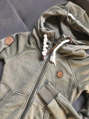 Naketano Strickjacke Sweetjacke Pulli Pullover XS 34 36