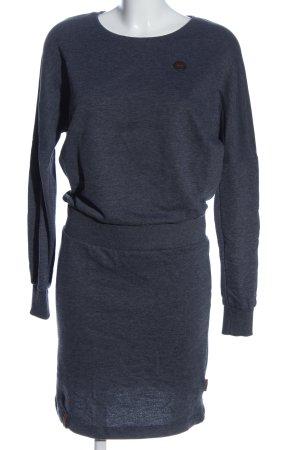 Naketano Sukienka dresowa niebieski W stylu casual
