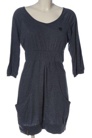 Naketano Sukienka dresowa jasnoszary Melanżowy W stylu casual