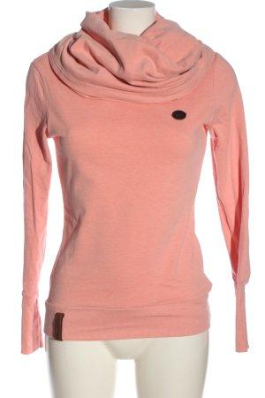 Naketano Sweatshirt pink Casual-Look
