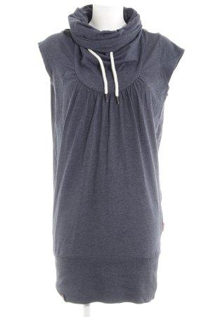Naketano Sweatshirt dunkelblau meliert Casual-Look