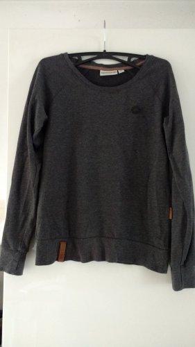 Naketano Sweatshirt grau Pullover