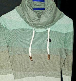 NAKETANO Sweatshirt Grün 34/36 Neuwertig