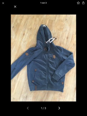 Naketano Hoody dark blue-blue