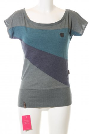 Naketano T-Shirt meliert Casual-Look