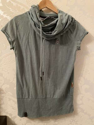 Naketano T-Shirt grün Khaki Gr M