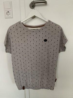 Naketano Tshirt mit kleinen Ankern