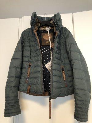 Naketano Kurtka zimowa khaki