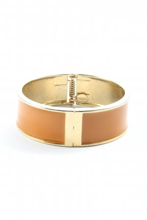 Nali Armlet gold-colored-light orange casual look
