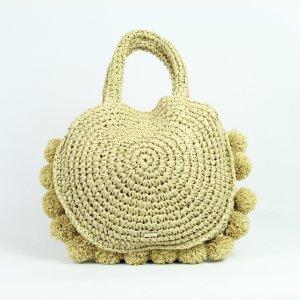Nali Basttasche beige Boho Style (19/11/210*)