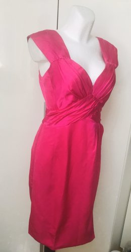 Nannette Lepore Damen Kleid Hot Pink 40