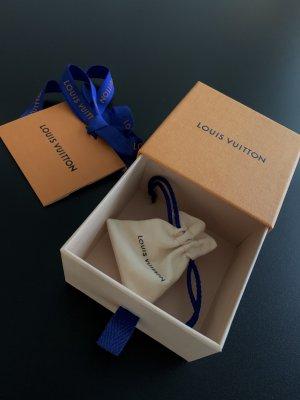Louis Vuitton Złote kolczyki złoto