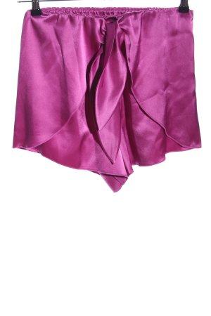 Nanushka Shorts rosa elegante