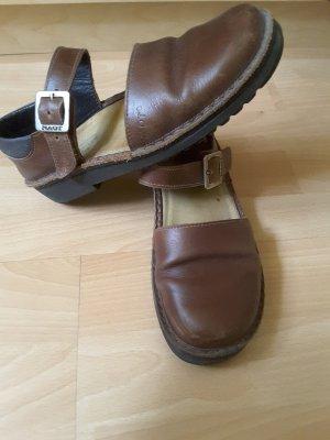 Comfort Sandals bronze-colored