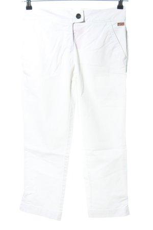 Napapijri 7/8 Jeans weiß Casual-Look