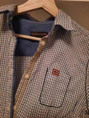 Napapijri Long Sleeve Blouse multicolored