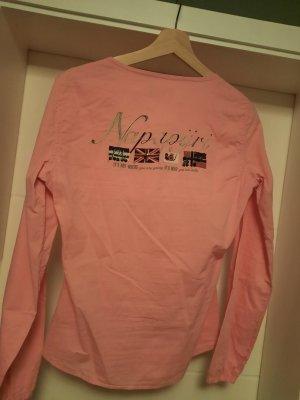 Napapijri Blouse Shirt pink-pink