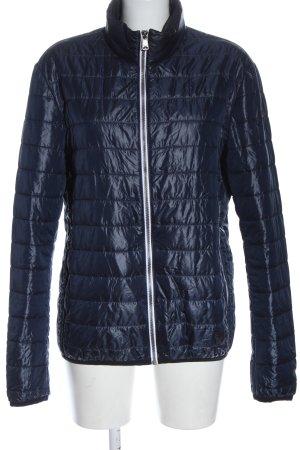 Napapijri Down Jacket blue quilting pattern casual look