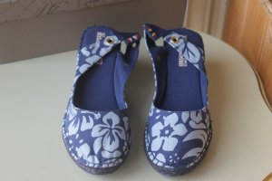 Napapijri Espadrillas blu-grigio chiaro