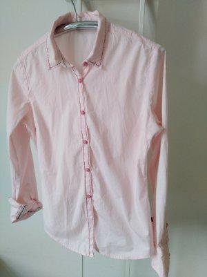 Napapijri Long Sleeve Shirt light pink-pink