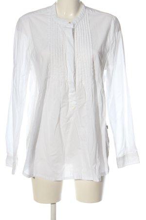 Napapijri Blouse-chemisier blanc style d'affaires