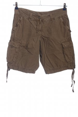 Napapijri Hot Pants braun Casual-Look