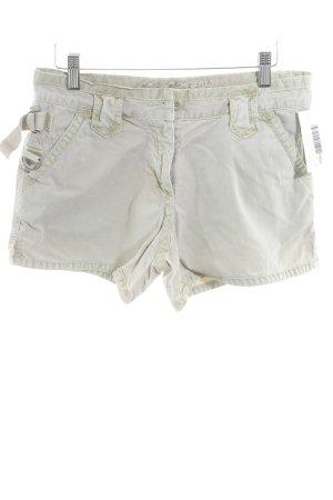 Napapijri Hot Pants beige sportlicher Stil