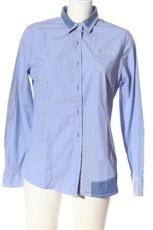 Napapijri Chemise à manches longues bleu style d'affaires