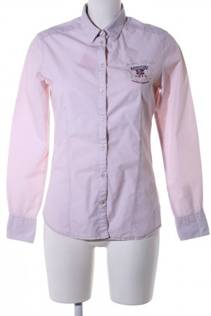 Napapijri Langarmhemd pink Business-Look