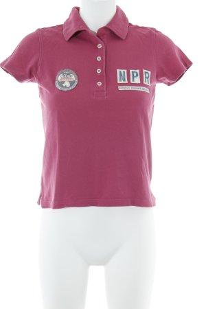 Napapijri Polo-Shirt mehrfarbig Casual-Look