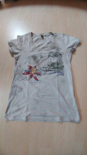 Napapijri Batik shirt grijs-groen