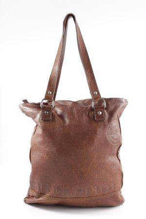 Napapijri Shopper brun style décontracté