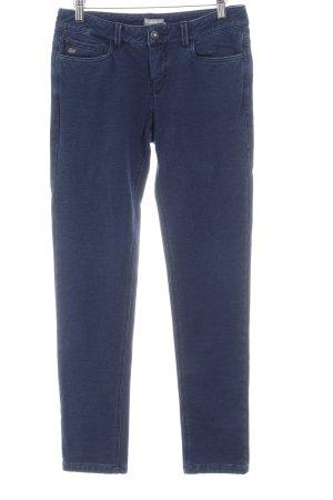 Napapijri Slim Jeans dunkelblau Casual-Look
