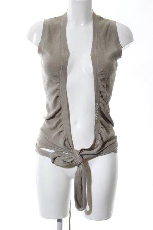 Napapijri Knitted Vest light grey casual look