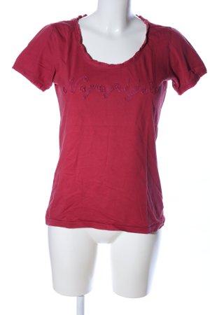 Napapijri T-Shirt rot Casual-Look