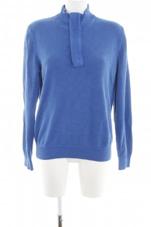 Napapijri Troyer blau Casual-Look